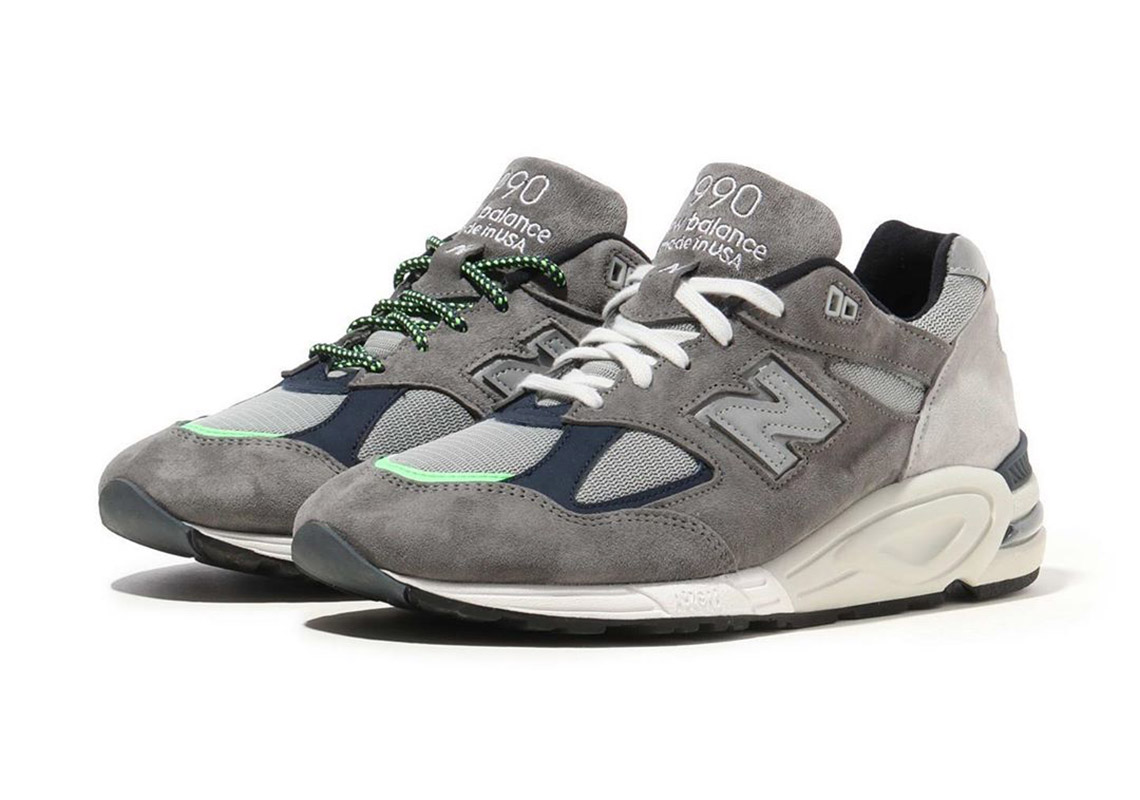 buy popular 64de9 62980 Shawn Yue MADNESS New Balance 990 First Look Release Info ...