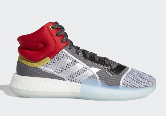 "Where To Buy The Marvel Avengers x adidas Marquee Boost ""Thor"""