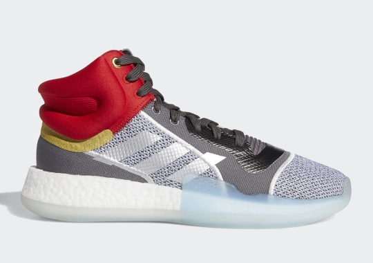 """Where To Buy The Marvel Avengers x adidas Marquee Boost """"Thor"""""""