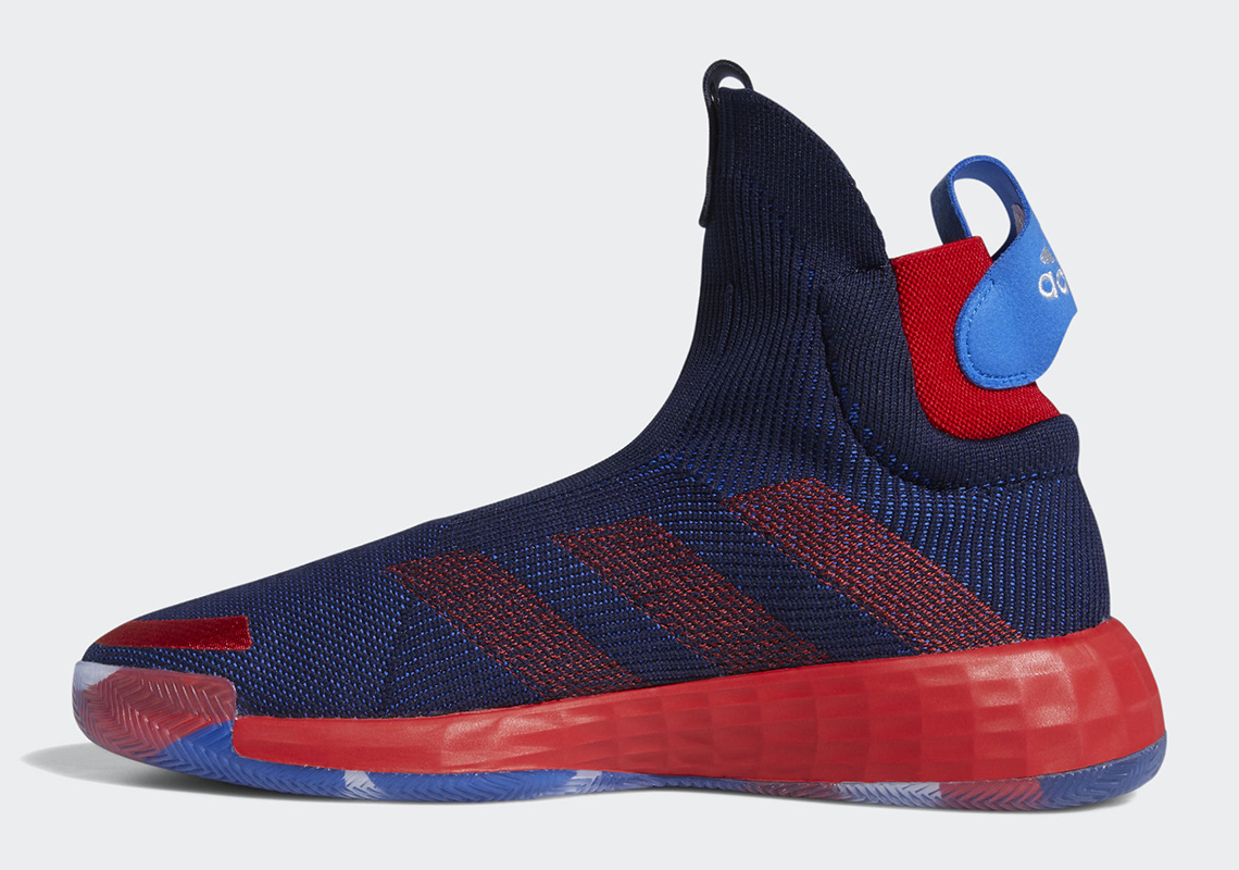 100% authentic d5dc4 fb41a Marvel adidas Next Level Captain America EF2257   SneakerNews.com