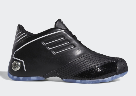 """Up Close With The Marvel Avengers x adidas T-MAC 1 """"Nick Fury"""""""