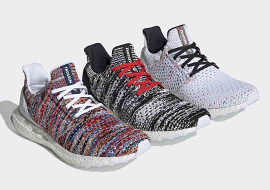 159cbc09138a2 Missoni Reupholsters The adidas Ultra Boost Clima In Three Ways