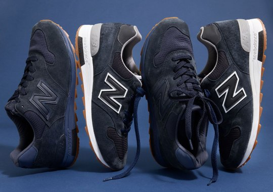 J.Crew And New Balance Re-unite To Bring Back The 1400 In Two Midnight Sky Inspired Colorways
