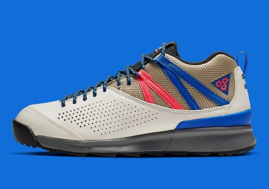The Nike ACG Okwahn II Returns In Racer Blue And Pink