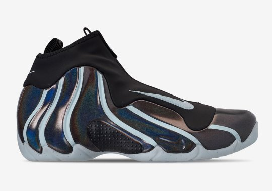 Nike Adds Colored Piping To The Air Flightposite One