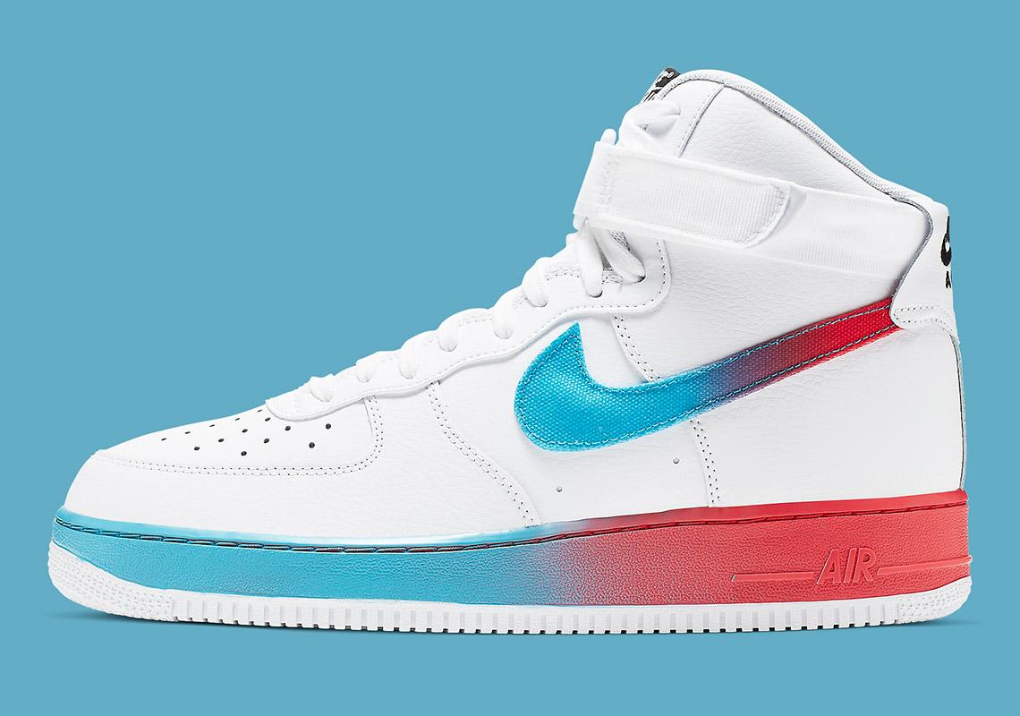 wholesale dealer 88311 49e32 Nike Air Force 1 High CJ0525 100 Release Info   SneakerNews.com