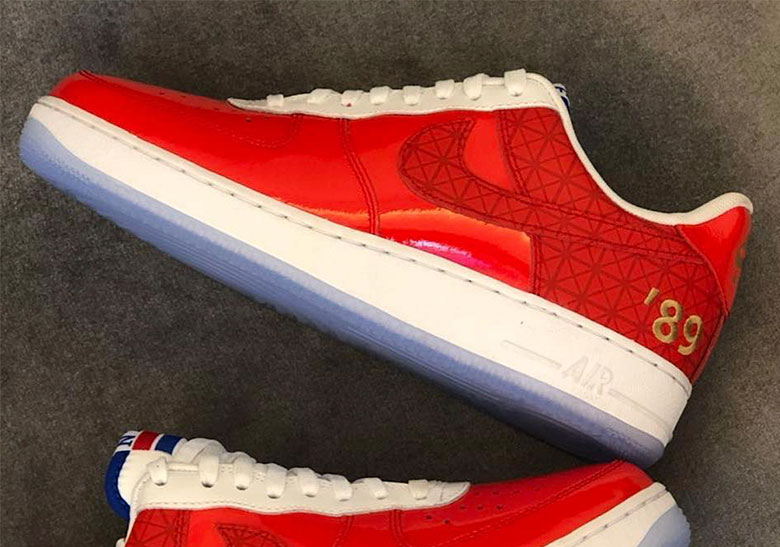 Celebrity Sneaker Watch Sole Collector Of Flipboard Nike V Love Ox Chicago Ar4269 101 Release Date