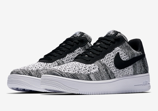 Nike Brings Back The Air Force 1 Flyknit On May 1st