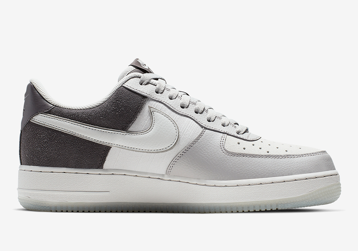 05e9c870891a Nike Air Force 1 Low  100. Color  Light Armory Blue Obsidian Mist-Off White