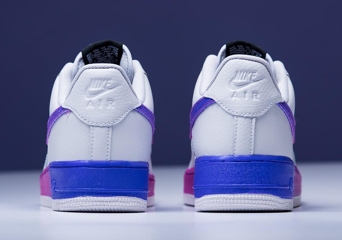 Nike Air Force 1 Low Hyper Grape Cj0524 002 Sneakernews Com