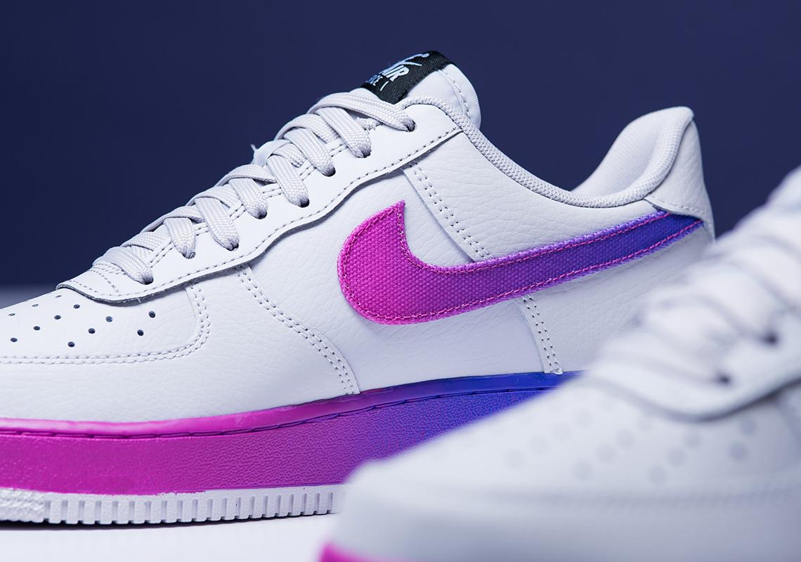 Nike Air Force 1 Low Hyper Grape CJ0524 002 |