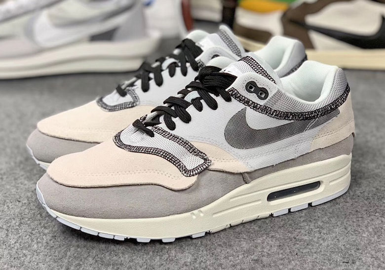 "sale retailer 5f354 6c15f The Nike Air Max 1 ""Inside Out"" Completely Flips The Construction"
