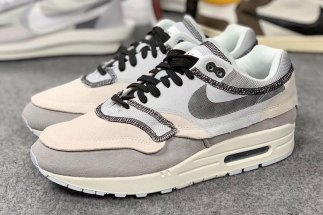 "sale retailer 4cbdd df4c7 The Nike Air Max 1 ""Inside Out"" Completely Flips The Construction"