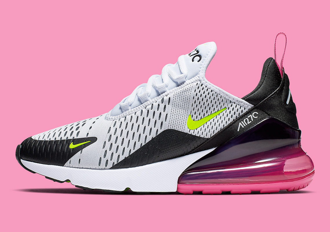 The Nike Air Max 270 Returns With Volt