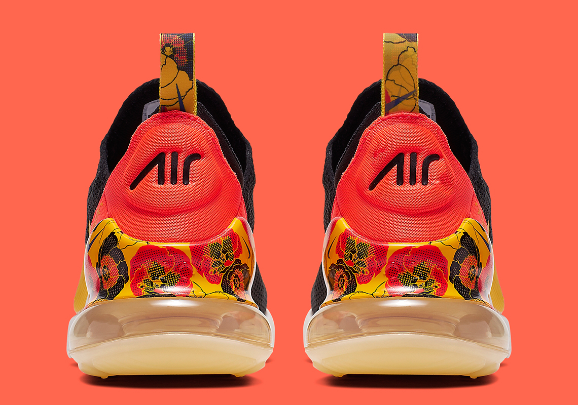 1da433ae01 Nike Air Max 270 Women's Floral AR0499-005 Info | SneakerNews.com