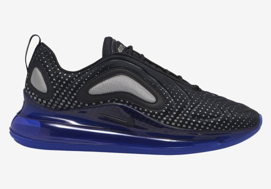 A Nike Air Max 720 With Pixel Gradient Uppers Is Dropping Soon