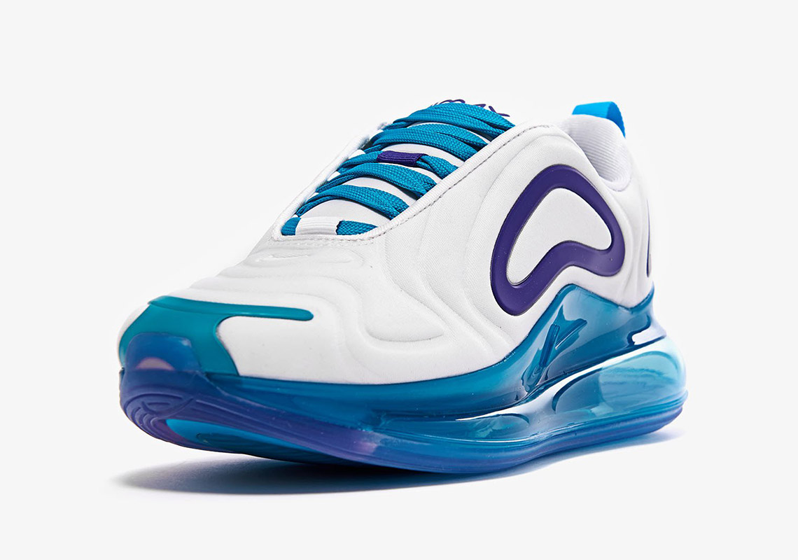 Nike Air Max 720 Teal Purple AR9293 100 Release Info