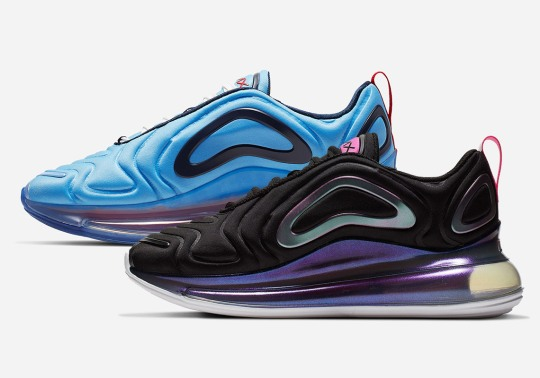 The Air Max 720 Celebrates Easter With Two Spring-Ready Colorways