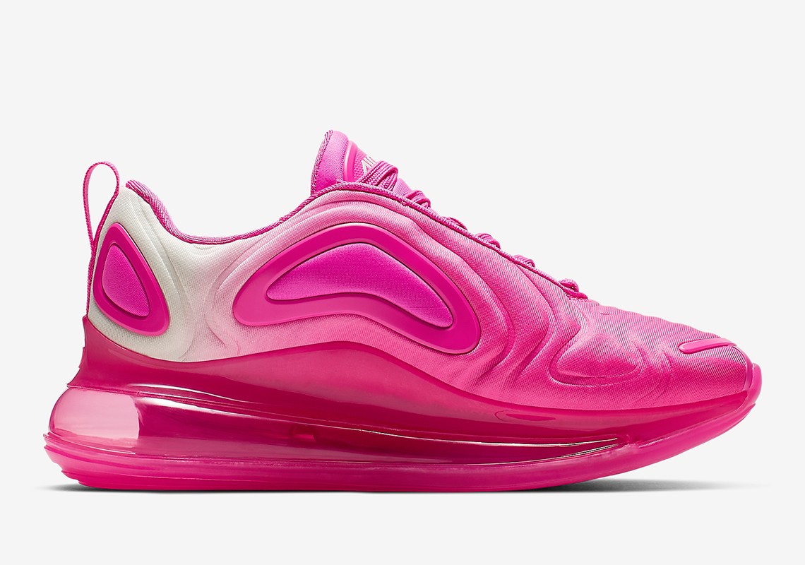 outlet store 7e5f0 1ce13 Nike Air Max 720 GS  160. Color  Laser Fuchsia Phantom Style Code   AQ3195-601. Advertisement