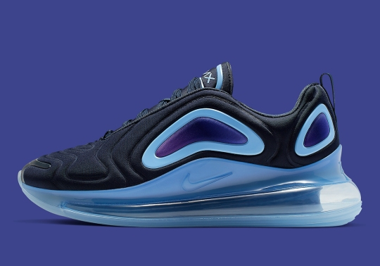"The Nike Air Max 720 ""Obsidian"" Releases On May 17th"