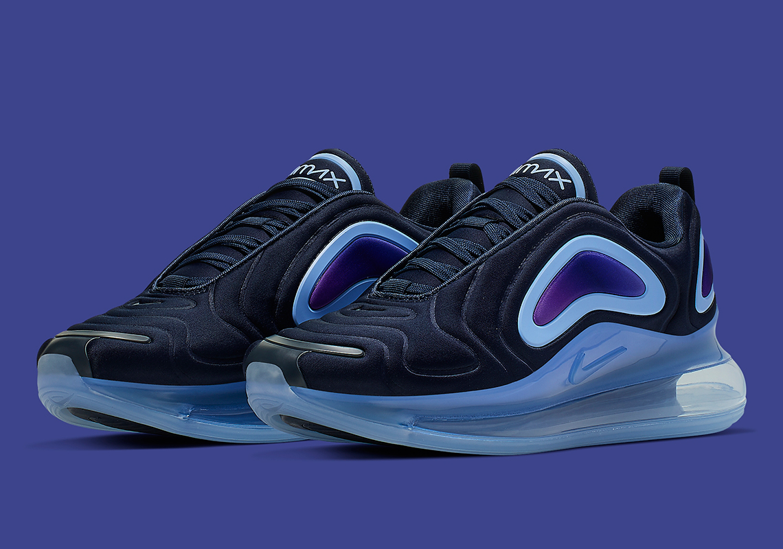 Nike Air Max 720 ObsidianRoyal Pulse Regency Purple Blue Fury