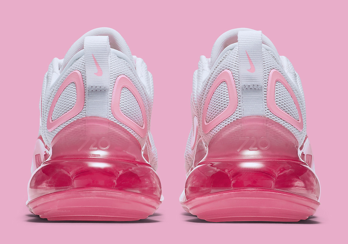 Nike Air Max 720 Pink Rise Ar9293 103 Release Info Sneakernews Com