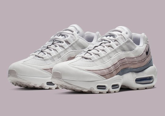 Another Greyscale Gradient Appears On The Nike Air Max 95
