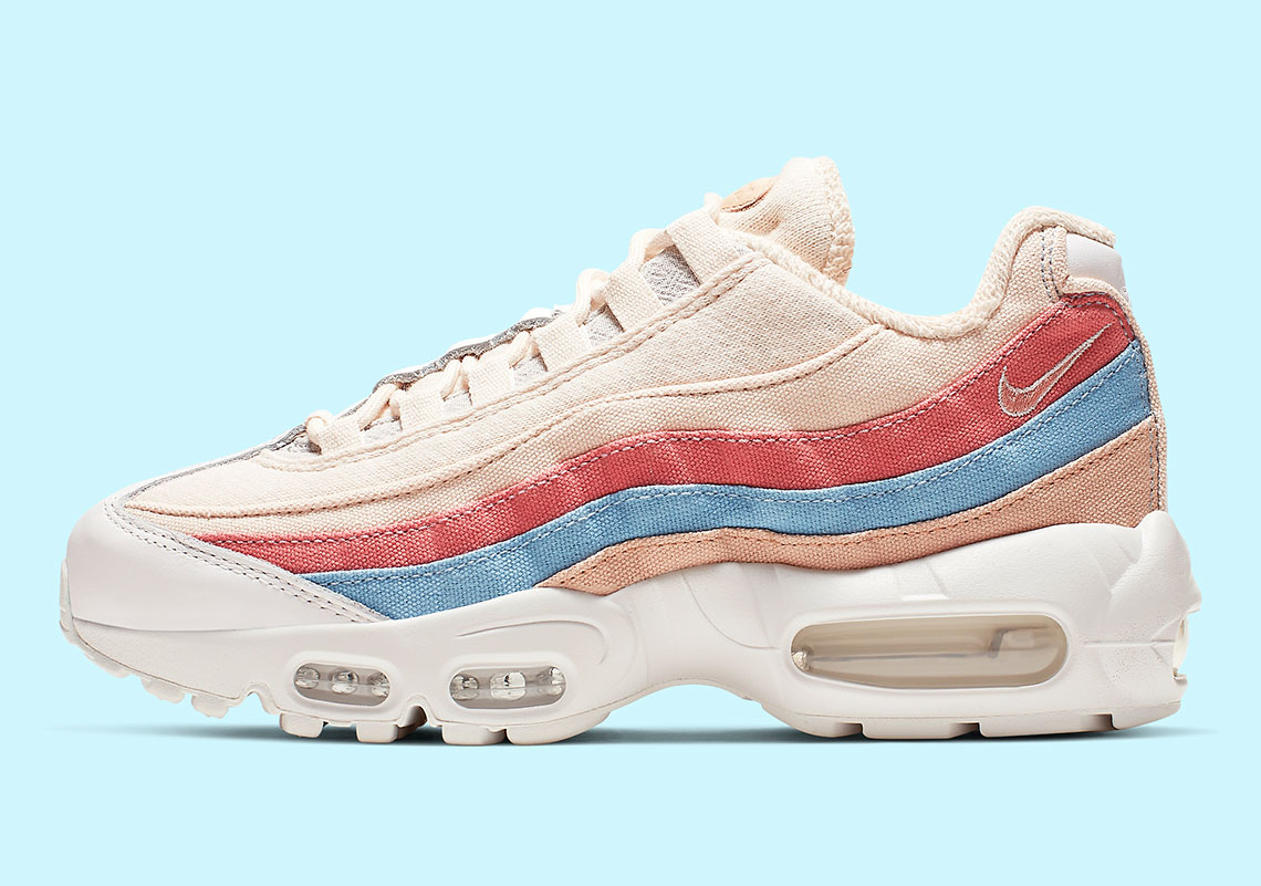 Nike Air Max 95 uit de 'Plant Color' collectie released 18