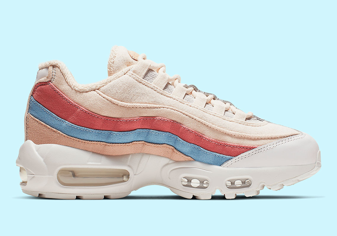 nike air max 95 plant color collection