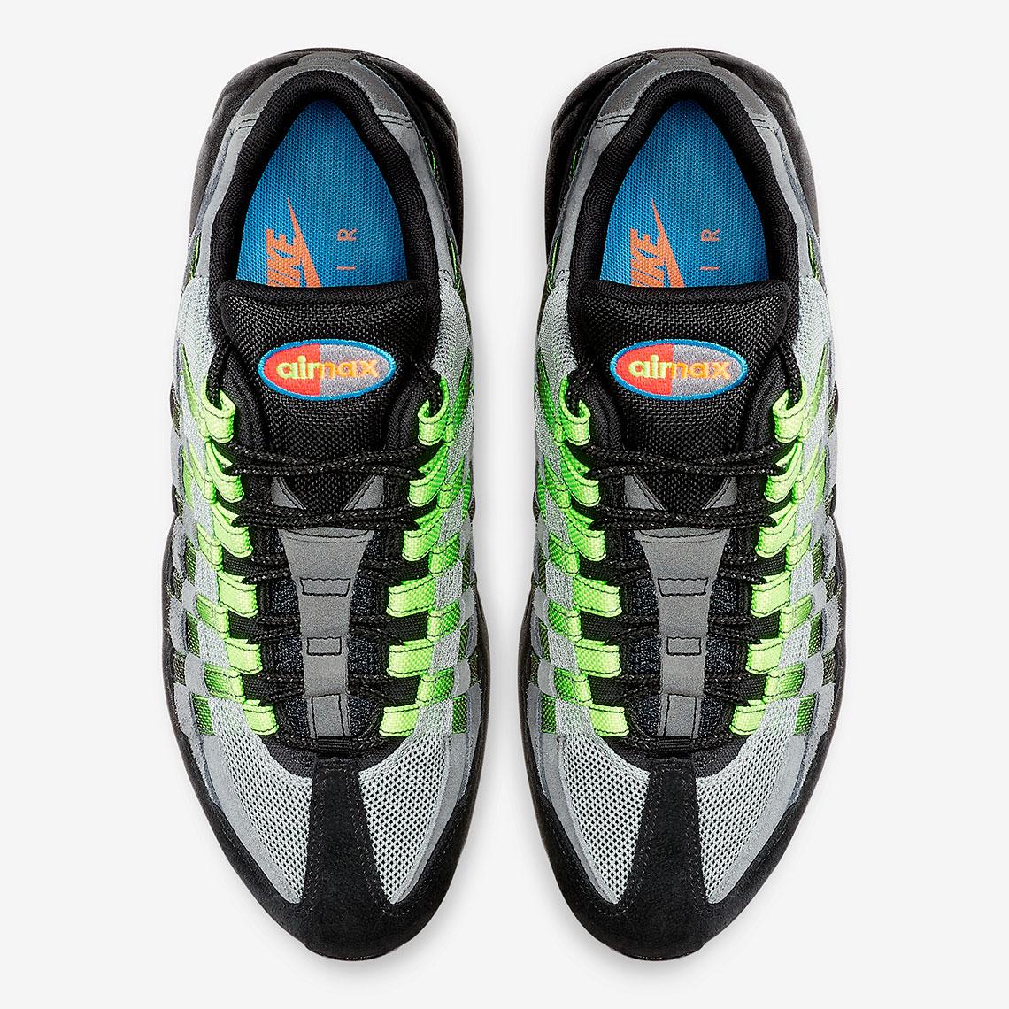 Nike Air Max 95 Woven AQ0764-001