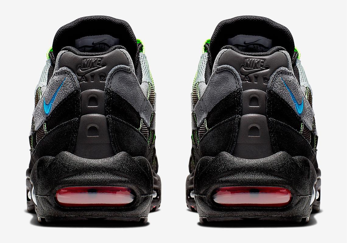 promo code eb9ca 5cb54 Nike Air Max 95 Woven AQ0764-001 Release Info   SneakerNews.com