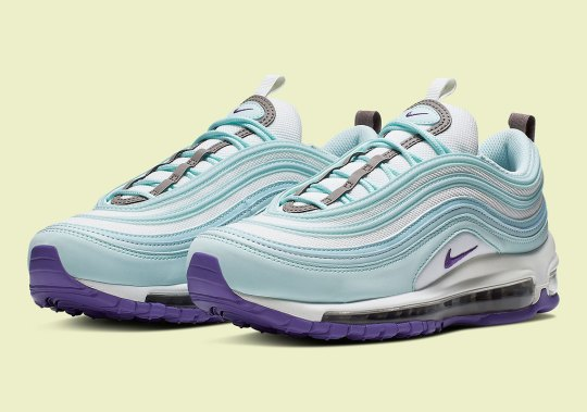 As Easter Sunday Nears, Nike Releases A Fitting Air Max 97