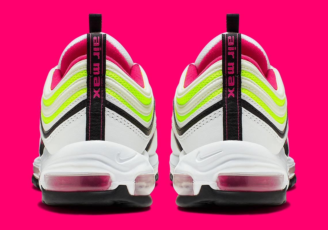 Nike Air Max 97 Rush PinkVolt Neon Sneaker | HYPEBAE