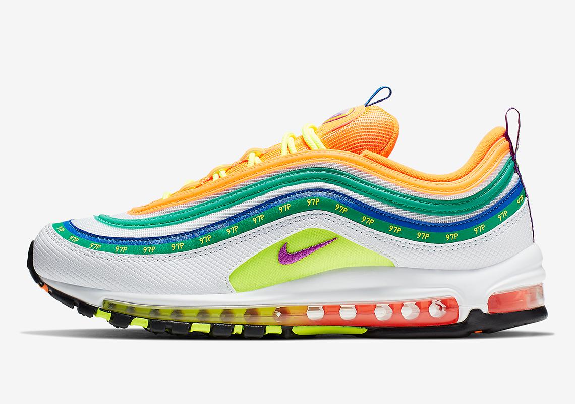 release date: ad0b9 7e49e Nike Air Max 97 London Release Date  April 13th, 2019  200. Style Code   CI1504-100