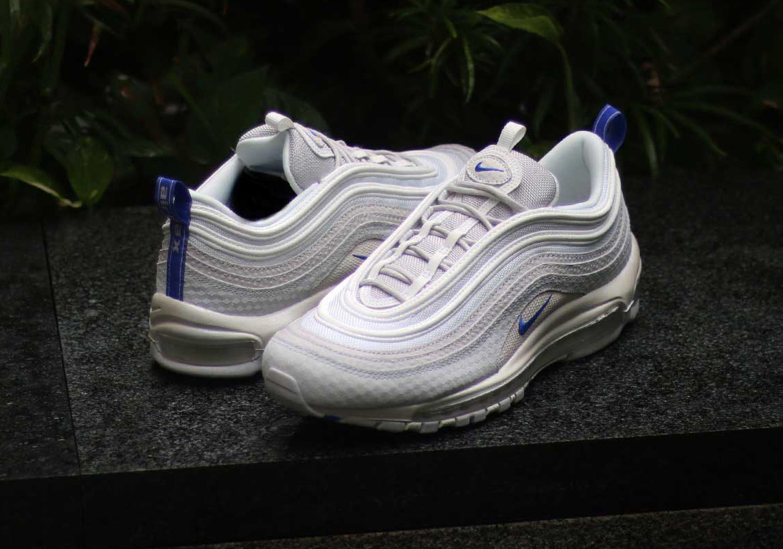 Different Textures Cover This Nike Air Max 97 Along With