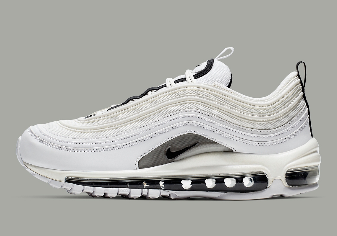Nike Air Max 97 Women's White Silver 921733 103