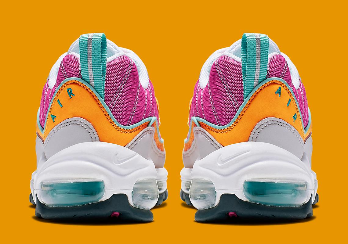 Nike Air Max 98 PinkYellow