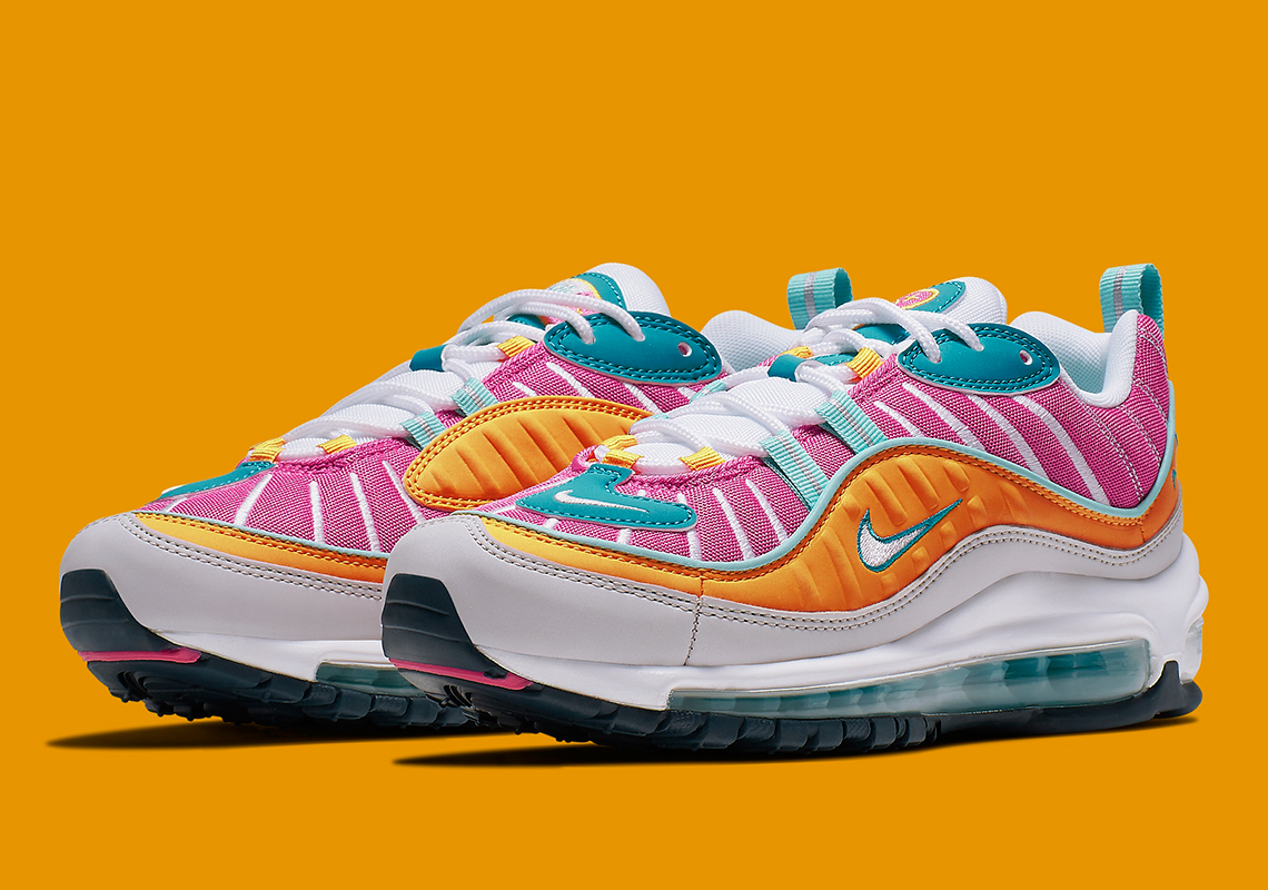 best website 55889 90440 Nike Air Max 98 Wmns  160. Color  Vast Grey Fresh Mint-Atmosphere Grey  Style Code  CI9897-301. Where to Buy. Jimmy JazzAvailable