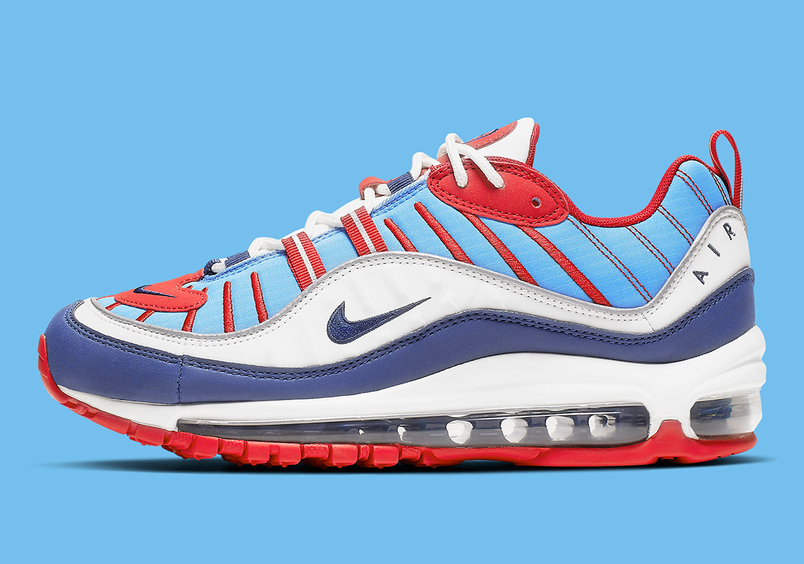 lowest price b406c 1fd6a Nike Air Max 98. Release Date  June 13th, 2019  180. Style Code  AH6799-112.  Advertisement
