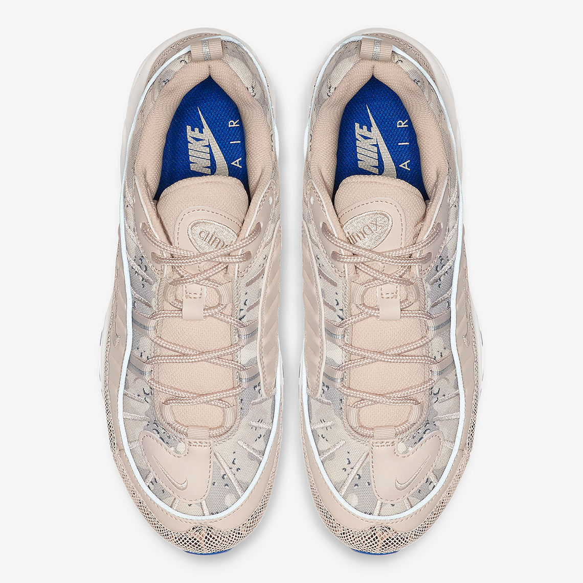 newest 1ba4d 0afd6 Nike Air Max 98 Womens Snakeskin CI2672-100 Release Info ...