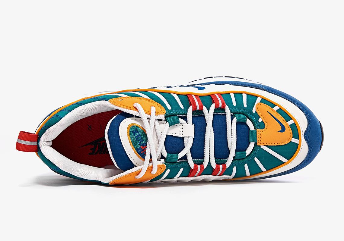 Nike Air Max 98 Women's Multicolor AH6799 601 Release Date