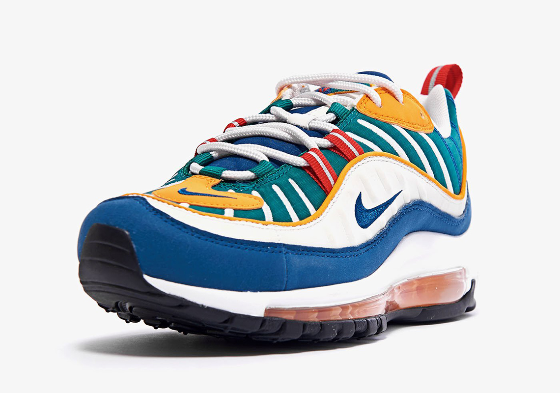5add4f1709 Nike Air Max 98 Women's Multicolor AH6799-601 Release Date ...