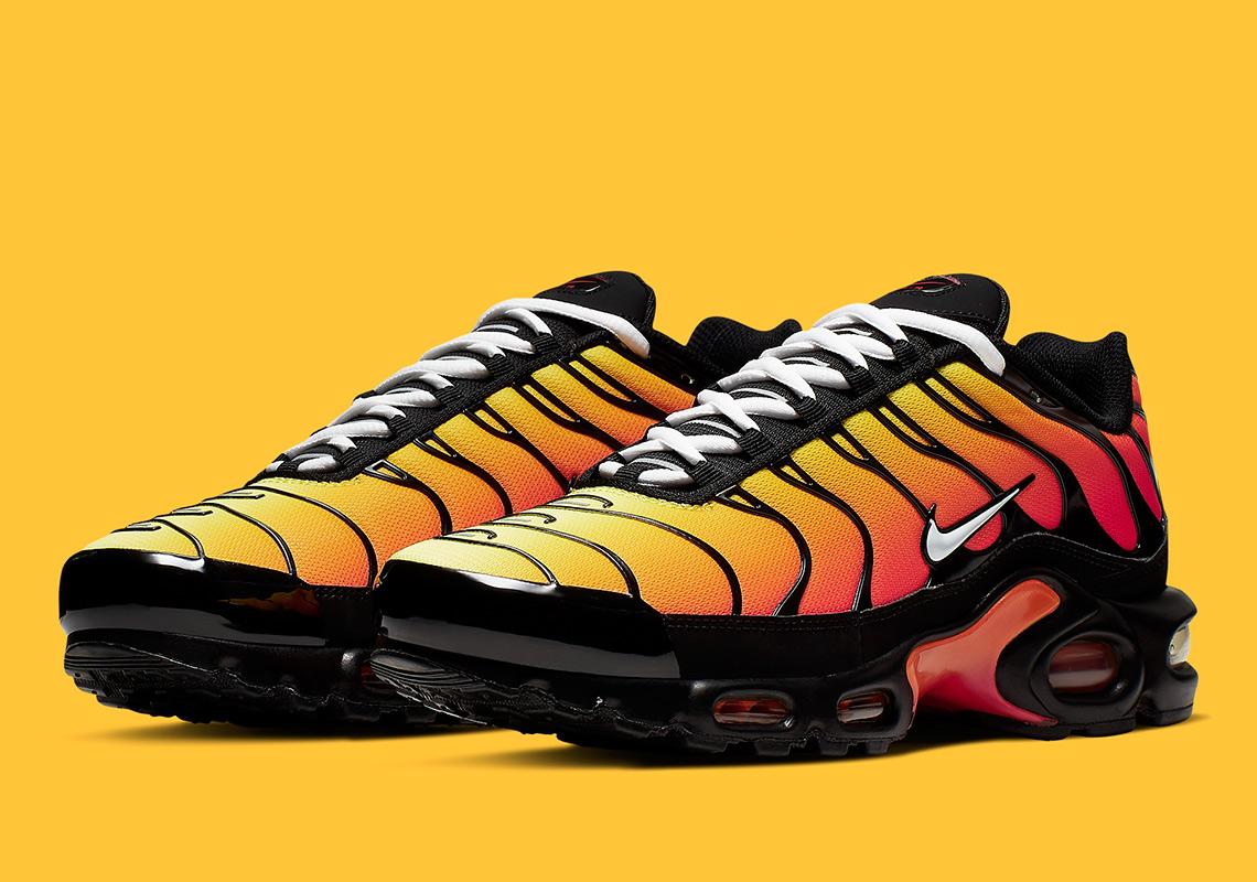 2c91d4b611e Nike Brings Back A Familiar Colorway Onto The Air Max Plus
