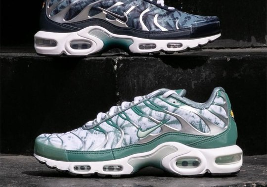 "The Nike Air Max Plus ""Palm Pack"" Is Available Now"