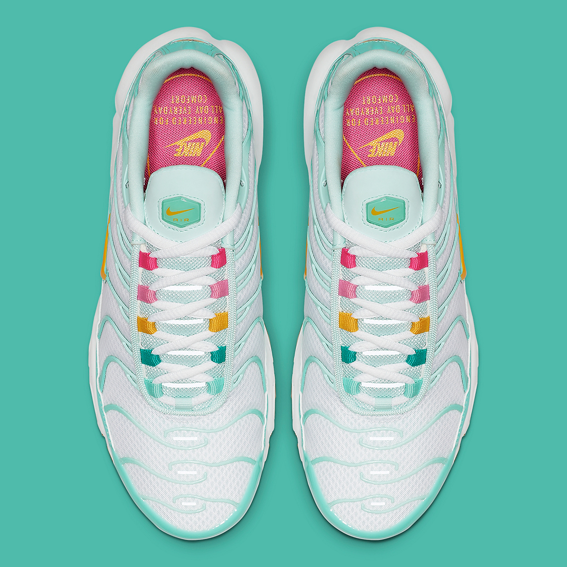 uk availability 84b33 76bd6 Nike Air Max Plus Women's Easter CJ9925-300 Release Date ...
