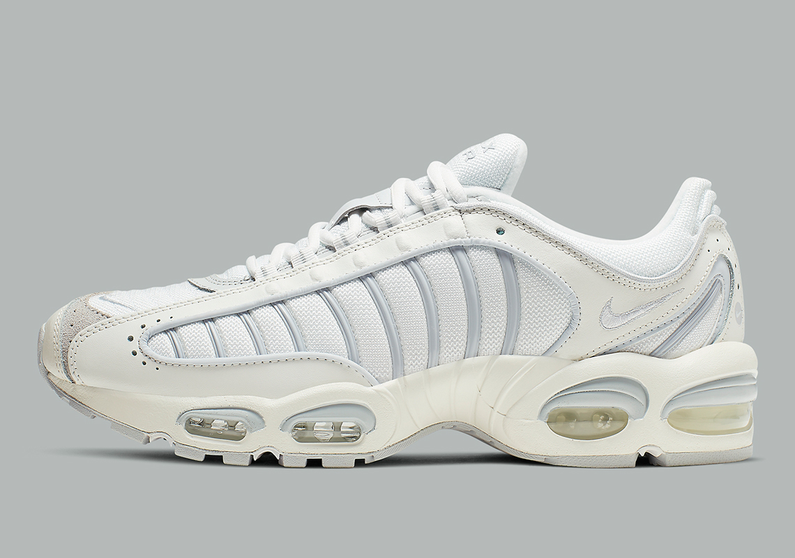 "7b263f270 Nike Air Max Tailwind IV ""Pure Platinum"" Is Coming Soon"
