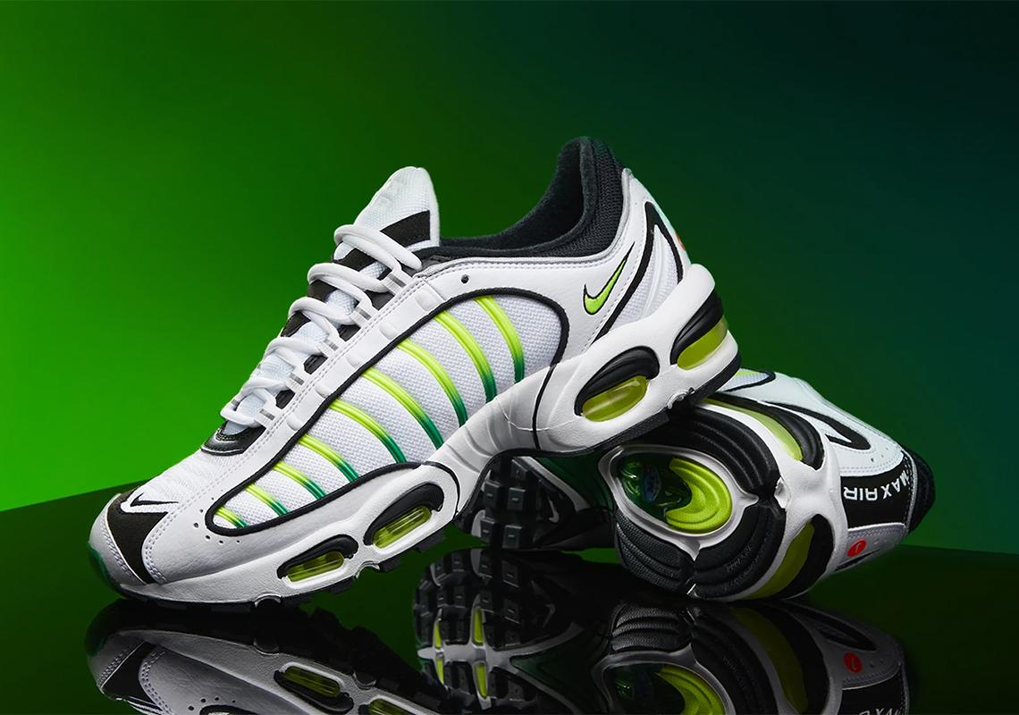 Nike Air Max Tailwind IV Volt AQ2567-100 Store List