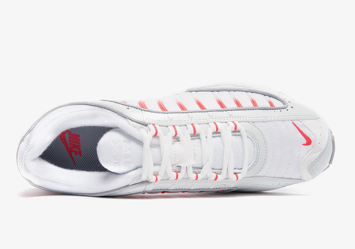 online store bf00f 457bd Nike Air Max Tailwind IV Release Date  June 15th, 2019  160. Color  Ghost  Aqua Red Orbit-Wolf Grey Style Code  AQ2567-400. Advertisement.  Advertisement