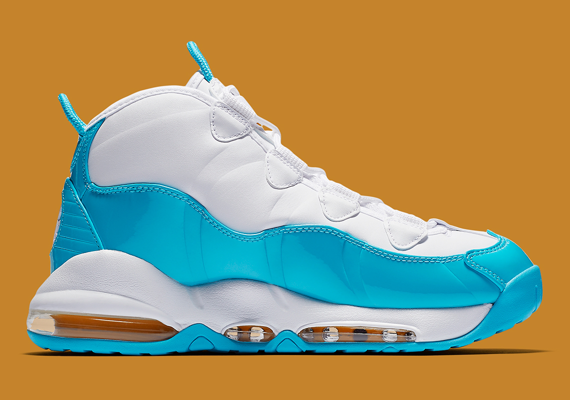 Nike Air Max Uptempo 95 Blue Fury CK0892 100 Release Date