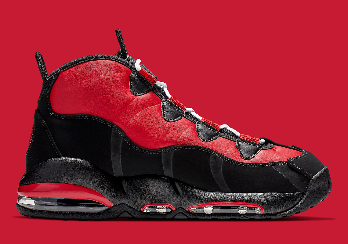 Nike Air Max Uptempo 95 Bulls CK0892 600 Release Info